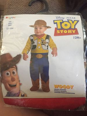 Woody infant costume for Sale in South Gate, CA