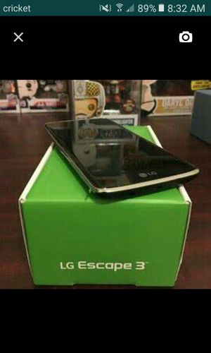 LG escape 3 (new) $40 for Sale in Lakeland, FL