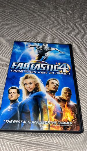 Fantastic 4 DVD for Sale in Orland Park, IL