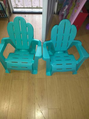 2 small Kids chairs for Sale in La Puente, CA