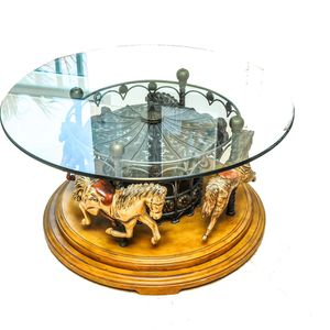 Carousel Coffee Table for Sale in Graham, NC