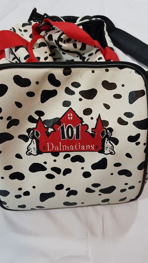 101 Dalmatians doggy carrying case for Sale in Maitland, FL