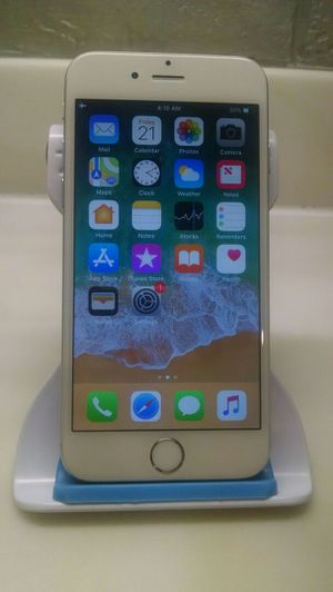 APPLE IPHONE 6 16GB NOT A PLUS MODEL(price firm please don't send offers for less) for Sale in Chicago Heights, IL