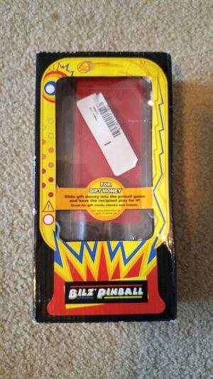 2 Bills Pinball Games for Sale in Minneapolis, MN
