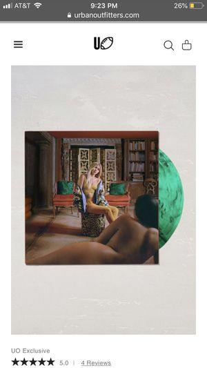 Hayley Kiyoko Limited Vinyl Record LP for Sale in Fairfax Station, VA