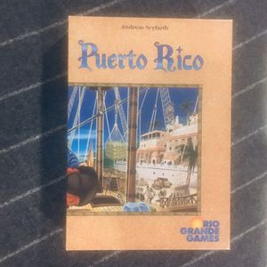 Puerto Rico board game . Vintage . NOS for Sale in Seattle, WA