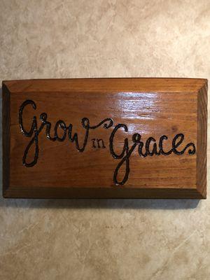 Wood Frame Grace for Sale in Clarksburg, WV