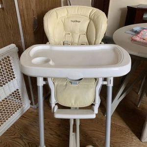 Peg Perego High Chair for Sale in Brooklyn, NY