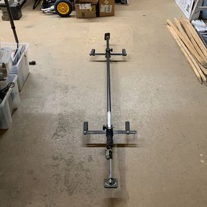 Bike rack floor to ceiling for Sale in Groton, MA