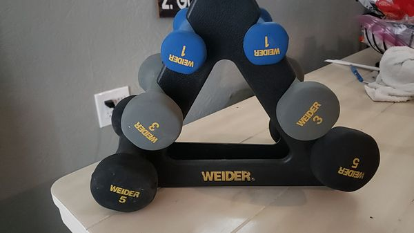 Small weight set