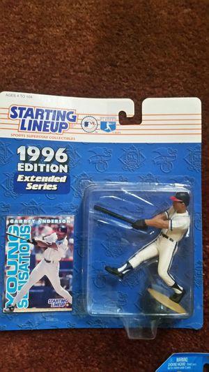 Garret Anderson 1996 Starting Lineup SLU Los Angeles Angels MLB Baseball Figure John F Kennedy High School for Sale in Los Angeles, CA