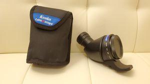 Kenko Lens2Scope (Nikon F-mount) nearly unused! for Sale in Hoboken, NJ