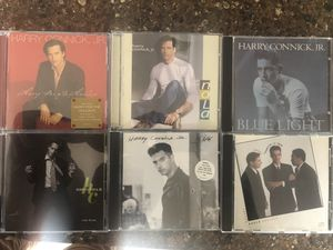 Harry Connick jr. CDs, 6 total. for Sale in Marysville, WA