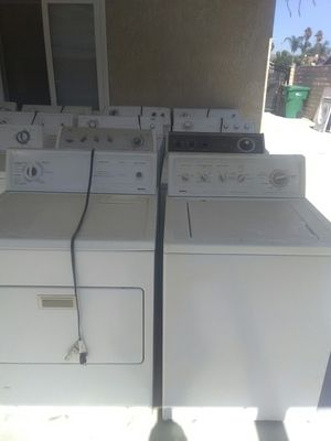 Kenmore/Whirlpool washer's and gas dryer's for Sale in Moreno Valley, CA