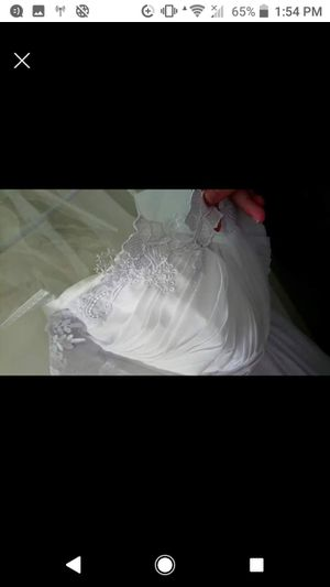 Wedding dress for Sale in Stamford, CT