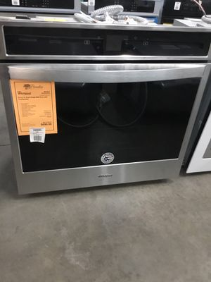 NEW! Whirlpool Single Wall Oven w/ Touch Screen Controls for Sale in Gilbert, AZ