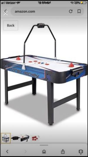Brand new air hockey table for Sale in Cleveland, OH