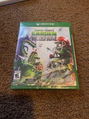 Plants vs zombies garden warfare Xbox one for Sale in Los Angeles, CA