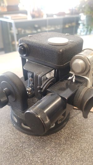 Vintage WWII Sextant A-10A US Air Force Camera for Sale in Huntington Beach, CA
