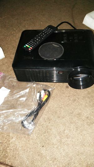 Led projector sale for$100 firm! Today only!! for Sale in Whittier, CA