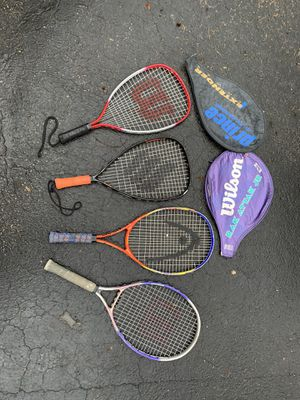 Tennis rackets for Sale in Broomall, PA