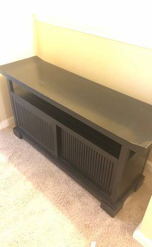 Wood TV stand/shelf for Sale in Durham, NC