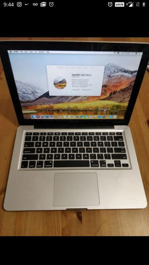 "Apple Macbook pro 13"" CPU: intel core i5 6GB RAM 500GB HDD 2011 for Sale in Brooklyn, NY"