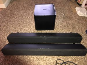 Polk Audio Soundbar and Subwoofer for Sale in Marietta, GA