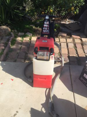 Professional Rug Doctor carpet cleaner in great working condition for Sale in Spring Valley, CA