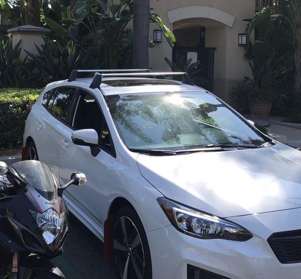 2017+ Subaru Impreza crossbar