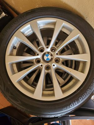 BMW 2017 Rims and Tire's $400 for Sale in Miami, FL