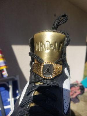 Jordan 7 Championship Nike Air Jordan 7 VII Retro Champagne White Black for Sale in Union Park, FL