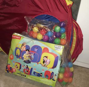 Kids ball pit for Sale in Woonsocket, RI