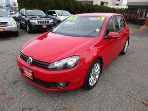2013 Volkswagen Golf for Sale in Lynnwood, WA