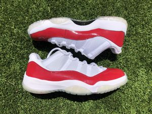 Jordan 11 Retro Low Cherry Low for Sale in San Bruno, CA