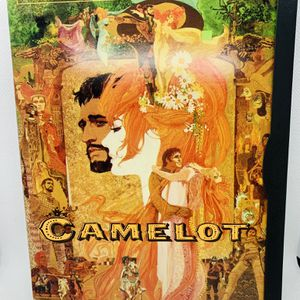 CAMELOT DVD 1967 Film Out Of Print OOP HTF for Sale in Puyallup, WA