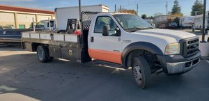 FlatBed truck Ford.550 Diesel $10,000 for Sale in San Leandro, CA