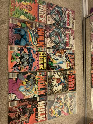 Comic books lot 65 comic books for Sale in Tustin, CA