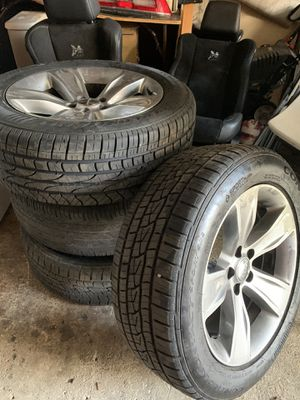 Dodge Charger wheels and tires for Sale in Detroit, MI