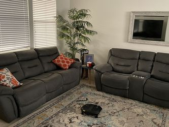 Boulevard Recliners And Entertainment Center for Sale in Jurupa Valley,  CA