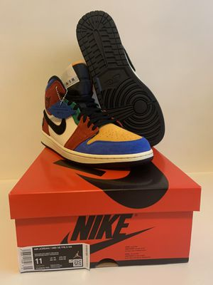 Air Jordan 1 Fearless Blue The Great size 11 for Sale in Vancouver, WA