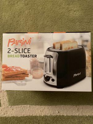 Parini bread toaster for Sale in Arcadia, CA