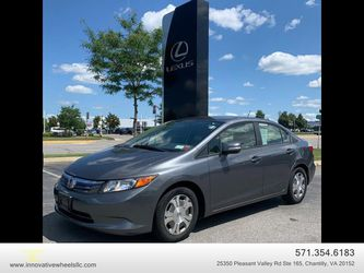 2012 Honda Civic for Sale in Chantilly,  VA