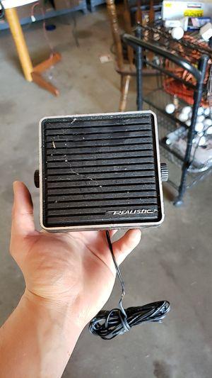 Realistic CB speaker for Sale in New Brighton, PA