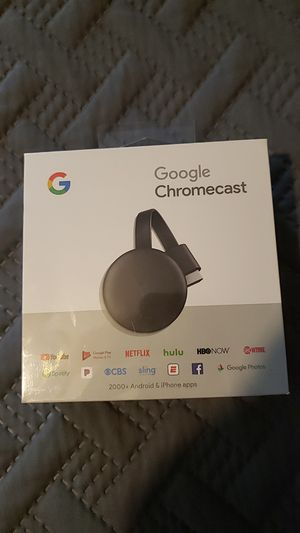 Google chromecast for Sale in Canton, MA