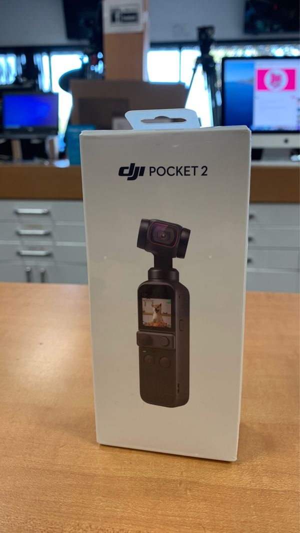 In Store Today OSMO Pocket 2 Camera