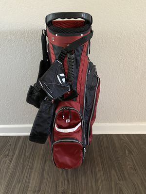 TAYLORMADE STAND BAG GOLF BAG for Sale in Anaheim, CA