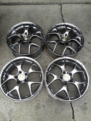 "TSW 18"" Wheel Rims Set for Sale in Houston, TX"