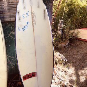 "Surfboard 5'8"" for Sale in San Clemente, CA"