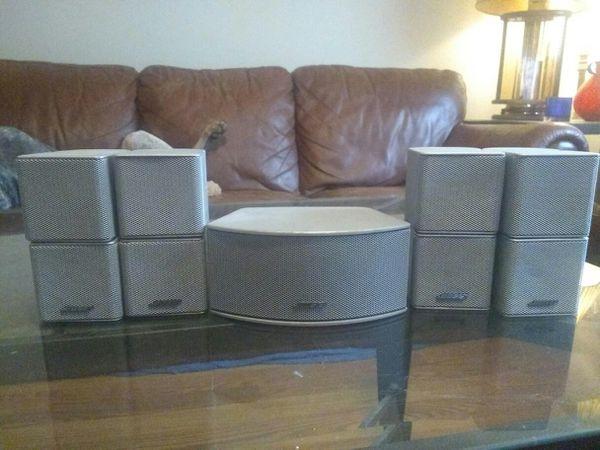 Bose Speaker Sets New